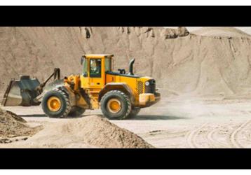 Продажа речного, морского песка и щебня в Севастополе, фото — «Реклама Севастополя»