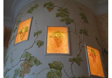 Декоративное панно из гипса (рельефна стене) уникальный декор в вашем доме, фото — «Реклама Севастополя»