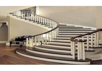 Деревянные лестницы в Крыму – «Фабрика лестниц «Опора», надежная продукция от крымского производителя!, фото — «Реклама Крыма»