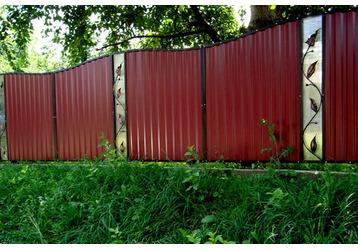 Заборы в Севастополе – «Модуль»: консультация, производство и установка качественно и в срок, фото — «Реклама Севастополя»