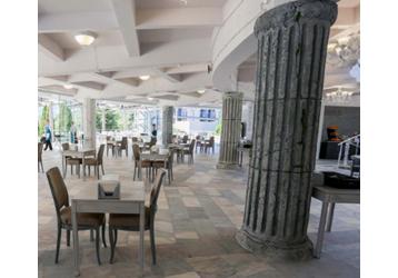 Скульптурные изделия из архитектурного бетона в Крыму – «Живо Арт»: только эксклюзивная ручная работа, фото — «Реклама Крыма»