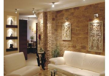 Энергия земли: декоративный камень в интерьере, фото — «Реклама Севастополя»