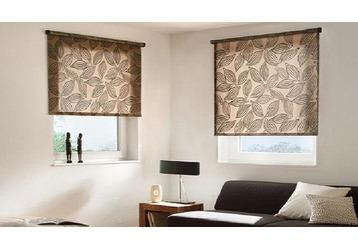 Рулонные шторы и жалюзи для окон и дверей ПВХ в Ялте – стильно, красиво, удобно!, фото — «Реклама Ялты»