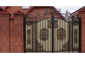 Металлоконструкции с художественным литьем в Евпатории и Крыму – прочно, легко, изысканно!, фото — «Реклама Евпатории»