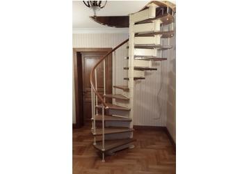 Изготовление лестниц в Симферополе – компания «Мир лестниц»: широкий выбор, отличное качество!, фото — «Реклама Симферополя»
