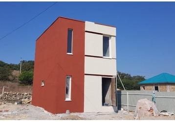 Строительство теплых домов в Крыму – компания «Форвард». Выгодно, инновационно, технологично!, фото — «Реклама Крыма»
