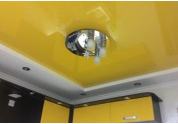 Натяжные потолки в Симферополе – фирма «Ivsan»: качественно, практично, доступно!, фото — «Реклама Симферополя»