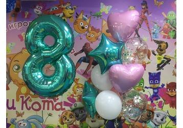 Аниматоры, гелиевые шары, арки, букеты, игрушки из шаров в Феодосии – Агентство «Барыня». Будет весело!, фото — «Реклама Феодосии»