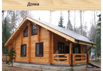 Строительство домов из профилированного бруса в Крыму - «ИзБруса.рф»: качественное жилье каждому, фото — «Реклама Севастополя»