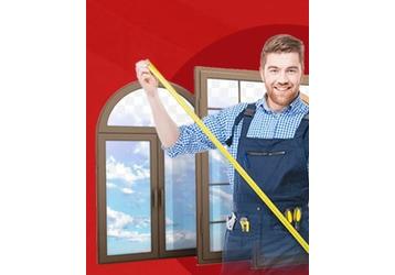 Металлопластиковые окна, жалюзи, ворота, входные двери в Симферополе – качество на долгие годы!, фото — «Реклама Симферополя»