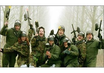Пейнтбол в Севастополе - как играть и где найти?, фото — «Реклама Севастополя»