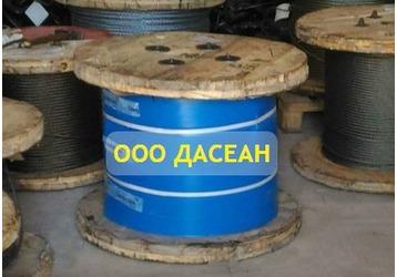 Тросы, стальные, синтетические канаты, стропы в Симферополе – компания «ДАСЕАН». Высокое качество!, фото — «Реклама Крыма»
