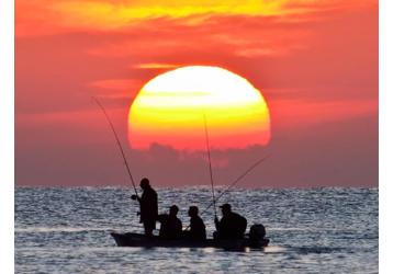 Морская рыбалка в Крыму: места и особенности ловли , фото — «Реклама Крыма»