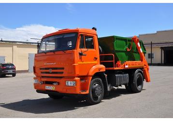 Вывоз мусора в Крыму - ООО «БиоПартнер»: выгодно, аккуратно, законно!, фото — «Реклама Крыма»