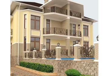 Фасадные технологии для вашего дома в Крыму – компания  «Фасадные решения». Полный комплекс услуг!, фото — «Реклама Крыма»