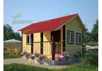 Строительство домов и бань из бруса в Крыму - компания «Домрусс»: всегда высокое качество!, фото — «Реклама Крыма»