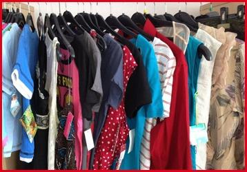Оптовая продажа одежды и обуви секонд-хенд в достойном состоянии, фото — «Реклама Севастополя»