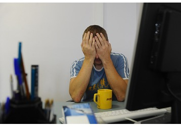 От чего мы нервничаем на работе, фото — «Реклама Крыма»