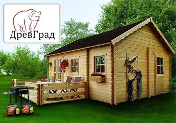 Вы думаете об экологичном, теплом и прочном деревянном доме, беседке или бане?, фото — «Реклама Крыма»